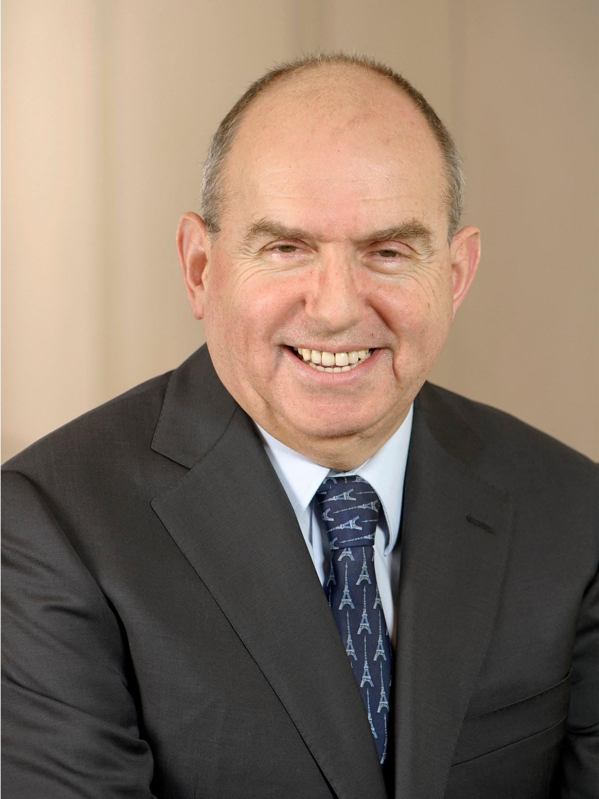 M. Ulrich Meyer, Président du Tribunal fédéral suisse, président de l'ACCPUF